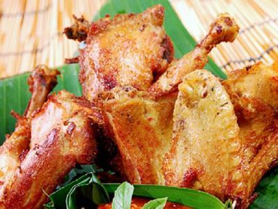 4. Resep Ayam Goreng Kalasan