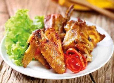 Resep Ayam Kalasan Bakar Asli
