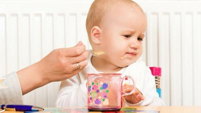 1. Bayi 6 Bulan Susah Makan MPASI