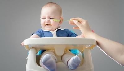 2. Bayi 6 Bulan Susah Makan dan Minum Susu