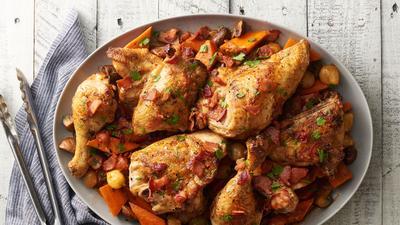 1. Ayam Panggang Oven