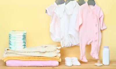 2. Paket Perlengkapan Bayi Baru Lahir dan Ibu Melahirkan