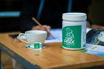 ASI Booster Tea vs Mama ASIX