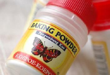 Moms Ini Lho Pengganti Baking Powder Buat Bikin Kue Apa