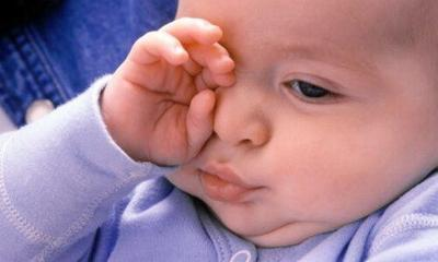 Penyebab Sakit Mata Pada Bayi