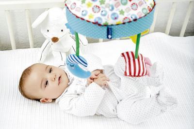 Permainan Edukatif Bayi 3 Bulan