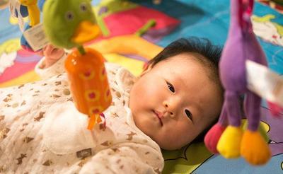 Jenis Permainan Bayi 3 Bulan