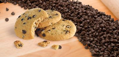 1. Kue Kering Coklat Chip Tanpa Oven (Chocolate Chip Cookies)