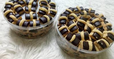 4.Kue Kering Coklat Keju