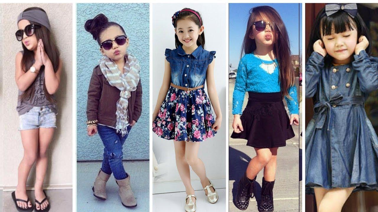 Lucu Dan Gemas Ini Dia Model Baju Anak Perempuan Terbaru Di 2019