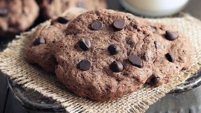 Bikin Sendiri Kue Kering Coklat, Camilan Sehat Buat Si Kecil