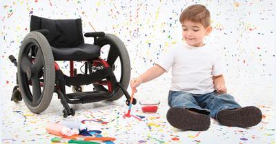 Menyikapi Anak dengan Kondisi Istimewa Disabilitas, Jangan Pernah Malu Moms!