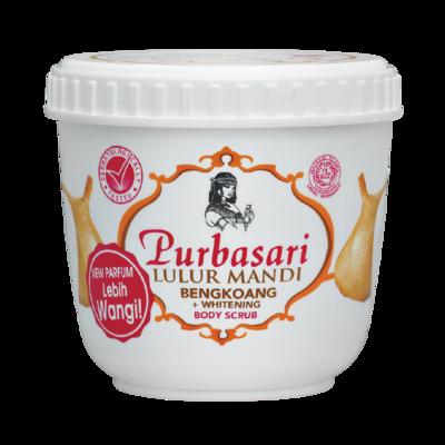 Purbasari Lulur Mandi Bengkoang Extra Whitening