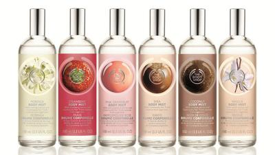 Parfum The Body Shop Paling Favorit, Mana Pilihan Moms?