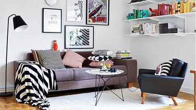 Moms, Yuk Buat Ruang Tamu Makin Cantik Dengan Desain Interior Minimalis