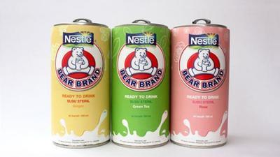 Manfaat susu beruang