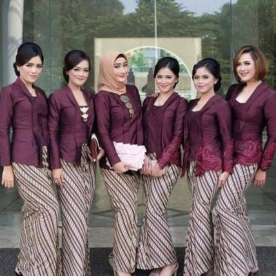 Ragam Pilihan Kebaya Batik, Moms Wajib Punya Nih!