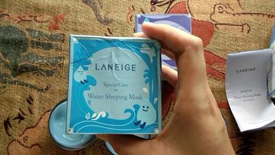 Laneige Water Sleeping Mask Palsu
