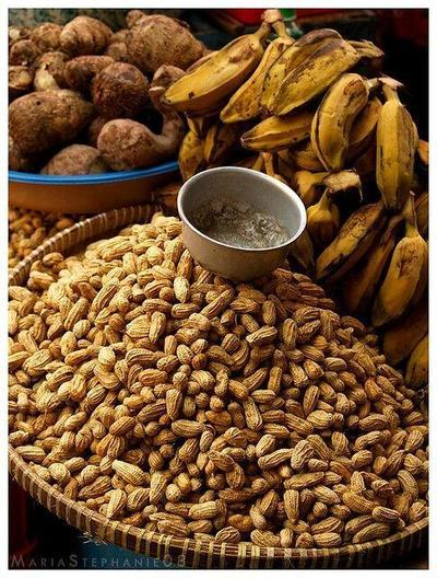 Manfaat Kacang tanah Rebus