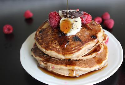 Resep Cara Membuat Pancake, Pilih Bahan yang Aman untuk Si Kecil ya Moms