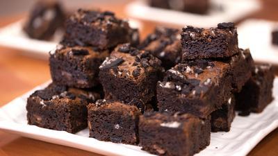 Resep Brownies Oreo, Cemilan Manis untuk Si Kecil