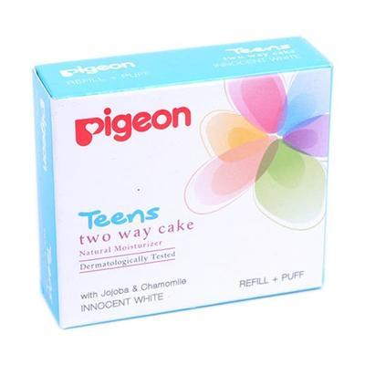 Tak Hanya untuk Bayi, Bedak Pigeon Juga Punya Two Way Cake