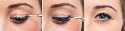 Kesulitan Pakai Eyeliner Cair? Yuk Simak Tips Ini, Moms!