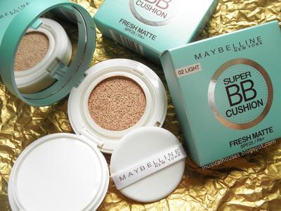 Maybelline Cushion, Salah Satu Pilihan Produk Makeup Terbaru