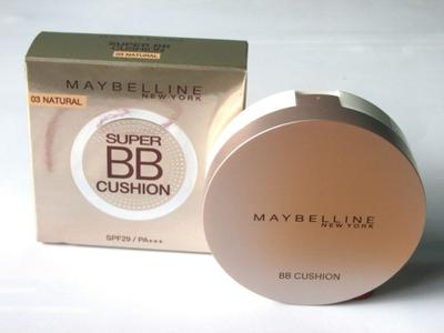 Maybelline Cushion review