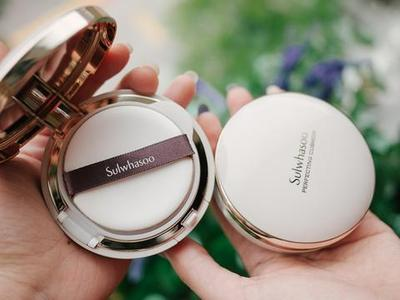 Sulwhasoo Perfecting Cushion Review