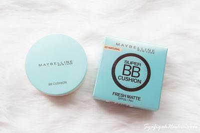 Cantik Sempurna Dengan Maybelline Super BB Cushion, Berapa Harganya?