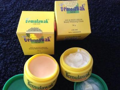 Cream Temulawak Widya