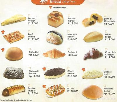 Pilihan Bekal atau Camilan Sore Si Kecil, Yuk Coba Cake di Breadtalk Moms
