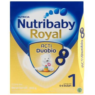 Kelebihan Nutribaby Royal Acti Duobio
