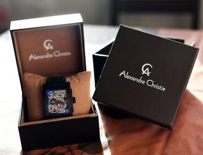 Yuk Tampil Cantik dan Fashionable dengan Jam Tangan Alexandre Christie