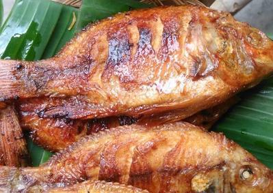 Ikan Nila Bakar Madu