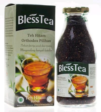 Teh Hitam Blesstea