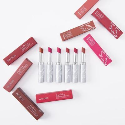 Wardah Long-Lasting Lipstick
