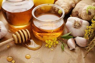 Manfaat Bawang Putih dan Madu