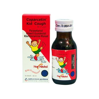 Coparcetin Syrup