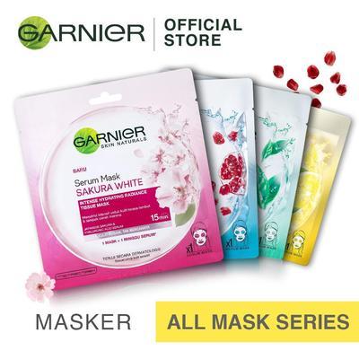Garnier Serum Mask