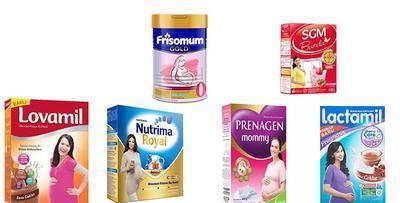 Daftar Harga Susu Ibu Menyusui