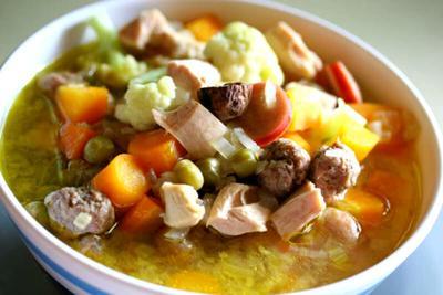 Jangan Asal Masak Moms, Sajikan Menu Makan Siang Sehat untuk Si Kecil