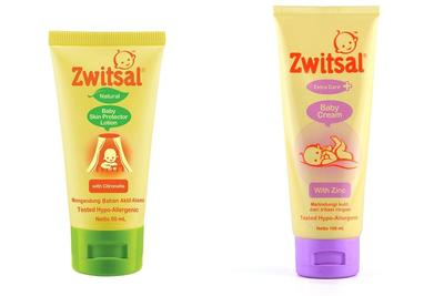 Zwitsal Baby Cream & Lotion Ternyata Bermanfaat Loh untuk Kulit Moms yang Sensitif!