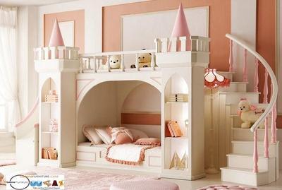 Tempat Tidur Anak Istana