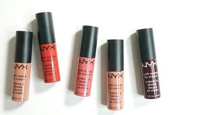 NYX Lip Cream Review
