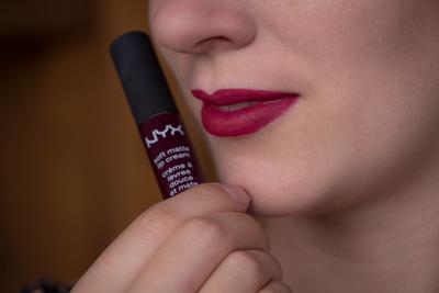 NYX Lip Cream untuk Bibir Gelap