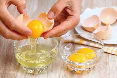 Jangan Dibuang, Ini Ragam Cara Manfaatkan Sisa Putih Telur Selain Jadi Makanan!