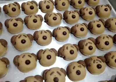 Koko Krunch Milo Cookies
