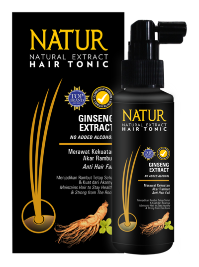 Hair Tonic Natur Gingseng